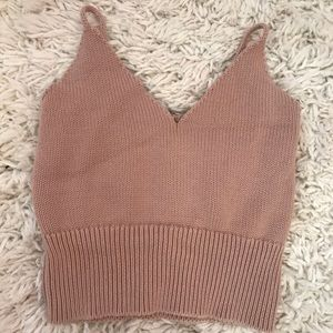 Urban outfitters knitted top!!